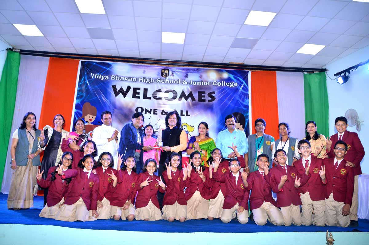 Inter School Patriotic Singing Competition 2019 – Vidya Bhavan